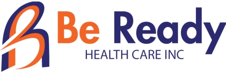 Be Ready Health Care Logo